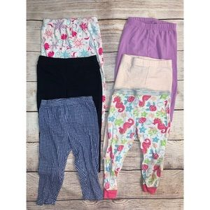 Other - Bundle of 6- girls - bottoms -  size 24 months